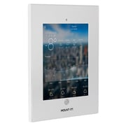 Mount-It! Tablet Wall Mount with Anti-Theft Locking Function, White (MI-3772W)
