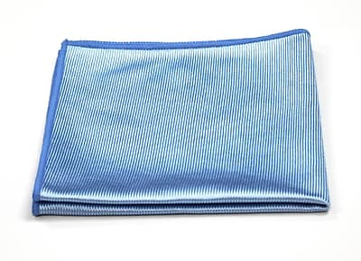 Pro-Clean Basics Microfiber Glass Cleaning Cloth, 16