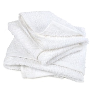 "Kitchen Basics Terry 28 oz. Bar Mop Pallet, 16"" x 19"",  4320 Towels or 360 12-Packs, White (A51749)"