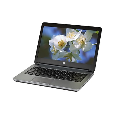 "HP 640 G1 14"" Refurbished Laptop, Core i5-4300M 2.6GHz Processor, 8GB Memory 750GB HDD"