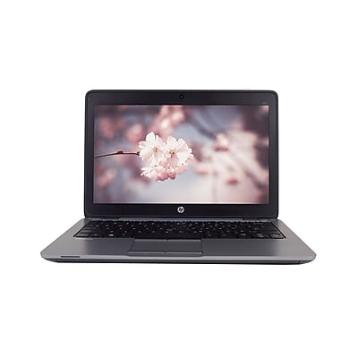 "HP 820 G1 12.5"" Refurbished Laptop, Core i5-4300U 1.9GHz Processor, 8GB Memory 180GB SSD"