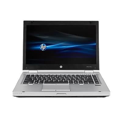 Grade B,HP EliteBook 8470P Laptop, Intel Core i5-3320M, 2.6GHz, 4GB Ram, 320GB HDD, Win 10 Home 64bit, Refurbished