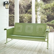 Crosley Veranda Sofa Glider In Oasis Green (CO1003A-GR)
