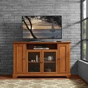 "Crosley Campbell 60"" TV Stand in Oak Finish (CF101060-OA)"