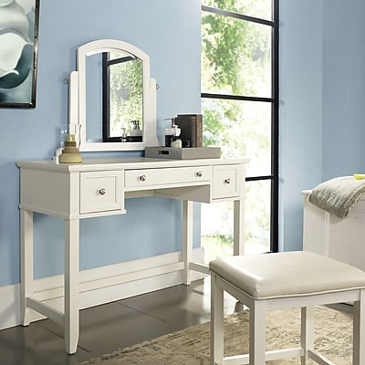 Crosley Vista Vanity In White Finish (CF7006-WH)