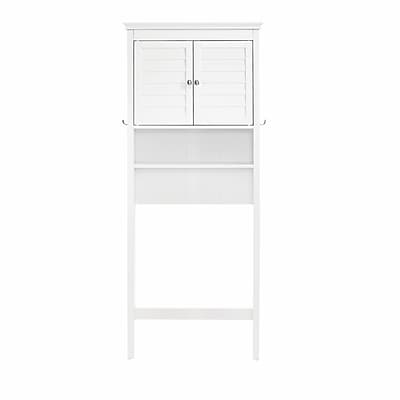 Crosley Lydia Space Saver in White (CF7002-WH)