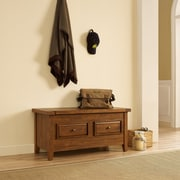 Crosley Sienna Storage Bench In Moroccan Pine (CF6008-MP)