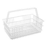 Design Ideas LaCrate Basket, Large, White (1101)