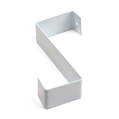 Design Ideas HookOver Metal Hook, White (6211)