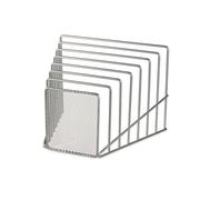 Design Ideas Mesh Step Sorter, Silver (34129)