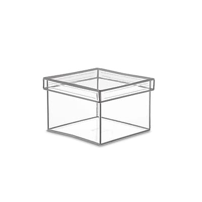 Design Ideas Lookers Box, Small, Clear (165321)