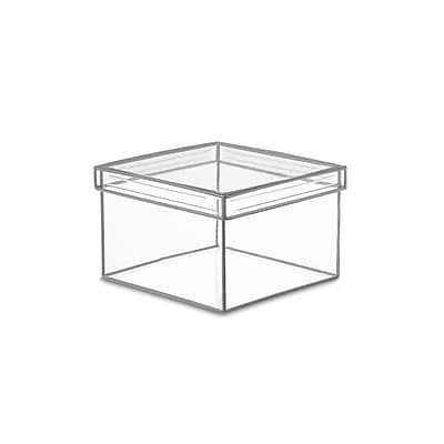 Design Ideas Lookers Box, Medium, Clear (165331)
