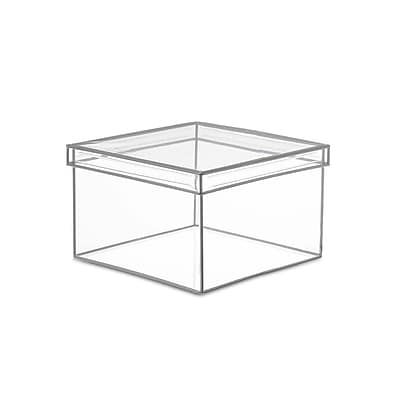 Design Ideas Lookers Box, Large, Clear (165341)