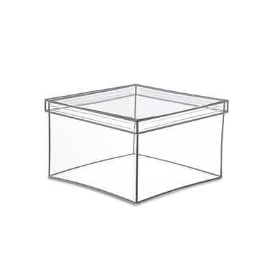 Design Ideas Lookers Box, Extra Large, Clear (165351)