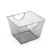 Design Ideas Mesh Storage Nest, Large, Silver (351419)
