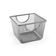 Design Ideas Mesh Storage Nest, Extra Small, Silver (351509)