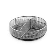 Design Ideas Mesh Spinner, Silver (351959)
