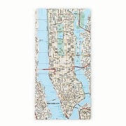 Design Ideas MapMagnets, NYC, Set of 50 (3205021)