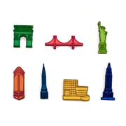 Design Ideas Landmark Magnets, NYC, Set of 7 (3205077)