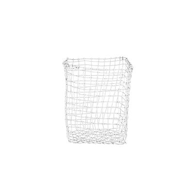 Design Ideas Flexket Wastecan, White (3391021)
