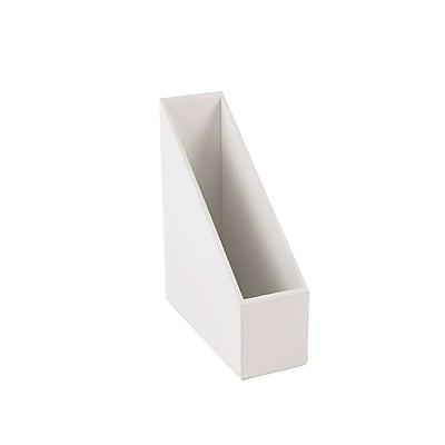 Design Ideas MDF SimpleStructure Magazine File, White (3483421)