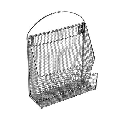 Design Ideas Mesh Postmaster Express, Silver (3512489)