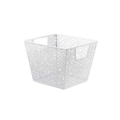 Design Ideas Vinea Storage Nest, Large, White (5420211)