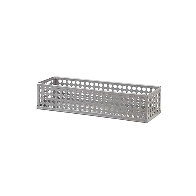 Design Ideas Steel Edison DrawerStore Organizer, 3