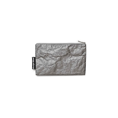Design Ideas Folio Pouch, Medium, Gray Ripstop (6602011)