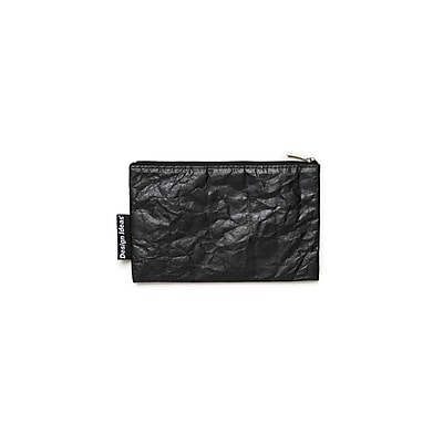 Design Ideas Folio Pouch, Medium, Black Ripstop (6602013)