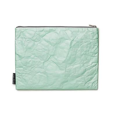Design Ideas Folio Pouch, Large, Mint Ripstop (6602022)