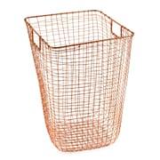 Design Ideas Cabo Hamper, Copper (8758586)
