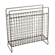 Design Ideas Wire Cabo Magazine Stand, Natural (8758641)