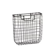 Design Ideas Wire Cabo Magazine Tote, Natural (8758661)