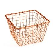 Design Ideas Cabo Storage Nest, Small, Copper (8758676)