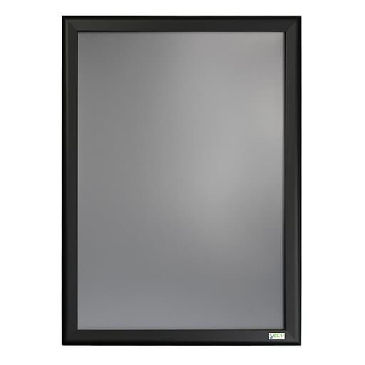Seco 27 X 40 Snapframe Poster Frame Black Sn2740black Staples