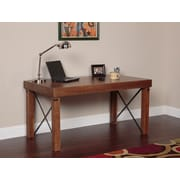 American Furniture Classics Model 33220 Industrial Collection Island Desk