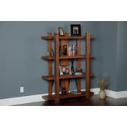 """OS Home & Office Furniture Model 33206K Industrial Collection Four Shelf 60""""H"""