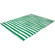 "Stansport 60"" x 78"" Tatami Ground Mat, Green (STN50710)"