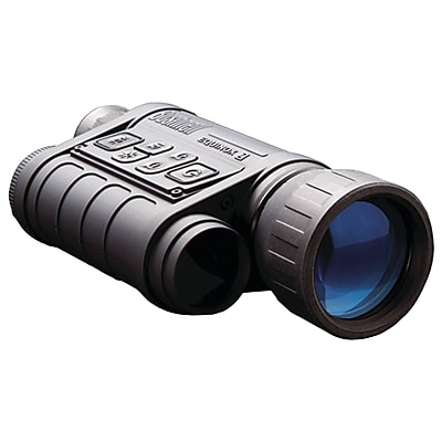 Bushnell 260150 Equinox Z 6 x 50mm Monocular with Video Zoom (BSH260150DS)