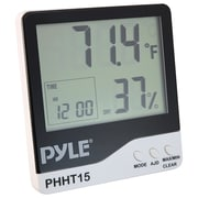 NEW Pyle Indoor Digital Hygro-Thermometer (PHHT15)