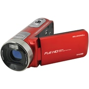 Bell+Howell DV50HD-R 20.0-Megapixel 1080p DV50HD Fun Flix Camcorder (Red)