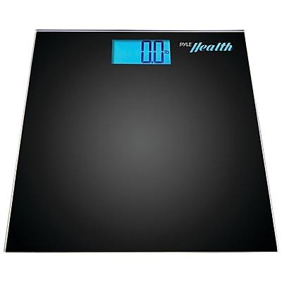 Pyle Bluetooth Digital Weight Scale, Black (PHLSCBT2BK)