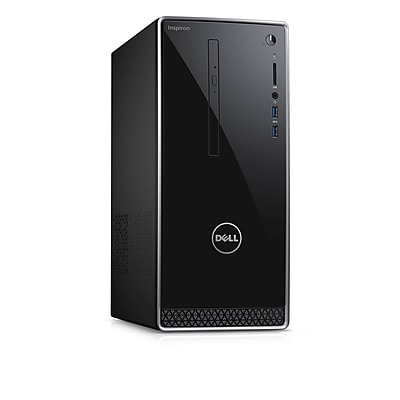 Inspiron 3668, Intel® Core™ i5-7400, 12GB 2400MHz DDR4, 1TB 7200 RPM [SATA] (HDD, Intel® HD Graphics 630, 240W, NoBattery