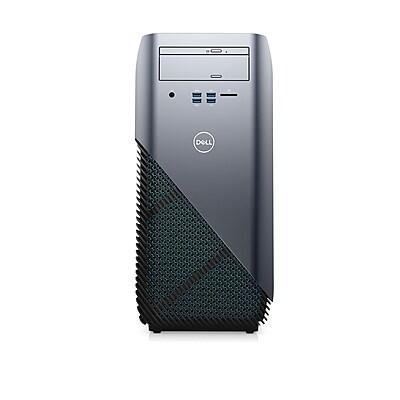 Dell Inspiron 5675, AMD Ryzen™ 7 1700X, 12GB 2400MHz DDR4, 128GB M.2 (SSD), AMD Radeon™ RX 570, 460W