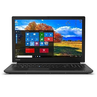 "Toshiba Tecra A50-D1532 15.6"" Laptop, LCD, Intel Core i5-7200U, 256GB SSD, 8GB, WIN 10 Pro, Graphite Black (12616986)"