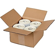 """Vangoddy 4"""" x 6"""" Industrial Thermal Label, 4000 Shipping  Labels, 16 Rolls (PT_000000932)"""