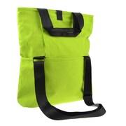 Vangoddy Canvas Universal Canvas Commuter Laptop Bag, Green (LAPLEA468)