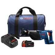 """18-Volt 1-1/8"""" Reciprocating Saw Kit with CORE18V 6.3Ah Battery (CRS180B14)"""