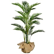 """Vintage Home 48"""" Tall Palm Tree with Burlap Kit (VHX131)"""